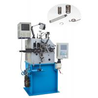 Quality High Speed Battery Torsion Spring Machine 2 Axis Unlimited Wire Feeding Length for sale