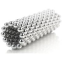 Quality Magnetic balls Rollable Magnets Fidget Toys For Anxiety Stress Helps Focusing for sale