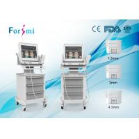Quality 2016 new arrivals! Newest ultrasound hifu pigment lesion removal machine for sale