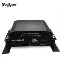 Quality H.264 High Profile 4Ch Mobile DVR CCTV SSD HDD DVR Truck School Bus MDVR for sale