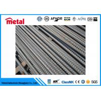 China 8 - 400mm SAE 4140 Steel Round Bar , Galvanized Chrome Moly Round Bar on sale