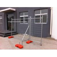 Quality Hot Dipped Galvanized Temporary Fence Pool Safety Barrier OEM / ODM Available for sale