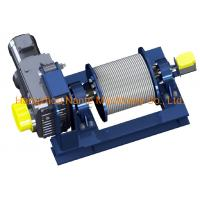 China Construction Motor 12m Electric Hoist Winch on sale
