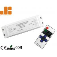Quality IP40 Max 20A Remote Touch Dimmer , Single Channel Output RF LED controller for sale