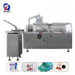 Quality Liquid Condom Box Auto Cartoner Machine , 0.75KW Ampoule Packing Machine for sale