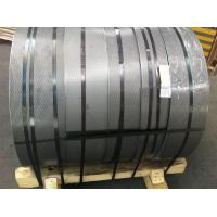 Steel Plated Perforated Metal Tinplate Sheet Width 45mm For Grain Ventilates