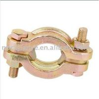 Quality Double bolt hose clamp for sale
