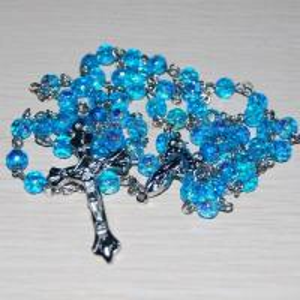 Quality rosary,glass rosary,rosary beads,religious rosary,catholic rosary,rosary bracelets for sale