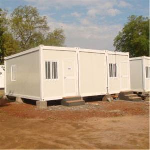 China Modern Container House/Prefabricated Modular Homes Modern Modular Home on sale