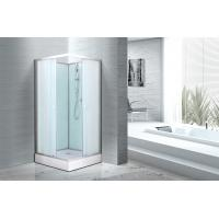 Quality Popular Glass Bathroom Shower Cabins Free Standing Type KPNF009 for sale