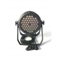 Buy cheap RGBW 3 In 1 54 * 3 Watt LED Par Light With 15 Degree Angle / LED Bar Disco from wholesalers