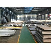 Quality ASTM 316 317 321 Cold Rolled Stainless Steel Sheet / 316L Stainless Steel Plate for sale