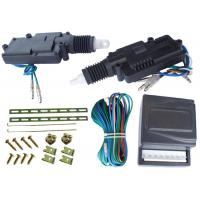 Quality Electric Car Remote Central Locking System With 2pcs Central Lock Actuators for sale