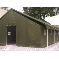 Quality Aluminum Frame PVC Cover Army Tarpaulin Tent for Military or Outdoor Event for sale