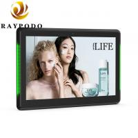Android 5.1 POE Full HD Touchscreen Monitor Raypodo 10.1 1280 * 800 Resolution