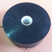 China HLD T100 pipe wrapping inner tape, Black Anti Corrosion Pipe Wrap Tape Corrosion Resistant Coating Material for Industri on sale