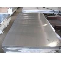 GB DIN Hairline 304 430 Polished Cold Rolled Stainless Steel plate / Sheet 1000mm 1219mm Width
