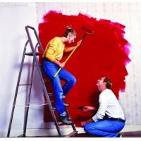Quality Red Plaster Emulsion Wall Paint for sale