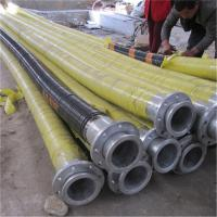 Quality Oil Suction Discharge Pipe for Dock  , Industrial Oil Hose Long Service Life for sale