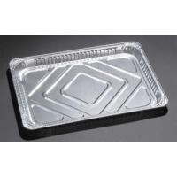 Quality Full Size Table Steam Pan Aluminium Foil Container For Baking 130ml - 1500ml Capacity for sale