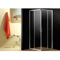 Hotel Bathroom Shower Enclosures Square Shower Cabins With Frame CE Ceritificated