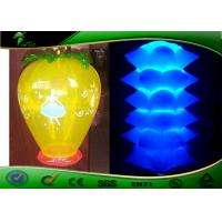 Quality Oxford Cloth Inflatable Lighting Decoration Helium LED Balloons For Rent for sale