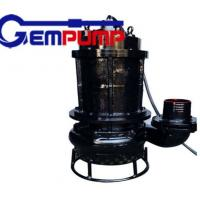 Quality Mine dewatering ZJQ electric centrifugal pump for dirty water plants for sale