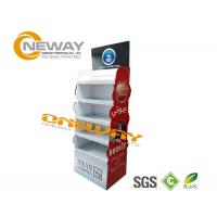 Custom Trade Show cardboard product displays For Shops Promotion
