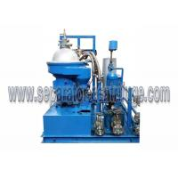 Quality HFO LO Fuel Oil Handling System Supply Container Type for Land Power Station for sale
