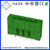 Quality F87-6-7.62 PCB Plug for Pluggable Terminal Block Connector for sale