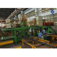Buy cheap High Frequency Membrane Panel Tube Finning Machine / Production Line from Wholesalers