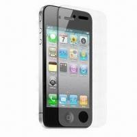 Quality High Clear Screen Protector for iPhone with Friction and Scratch-resistant for sale