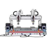 China Energy Saving Automatic Soldering Robot , Desktop Soldering Robot GR-LS-443311 on sale