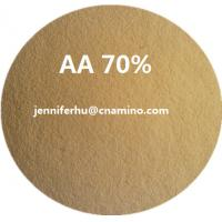 Buy Plant Source Amino Acids Powder Factory for Agriculture OMRI Approved at wholesale prices