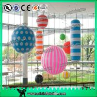 Quality New Brand Event Party Dcoration Inflatable Candy Balloon For Hanging Decoration for sale