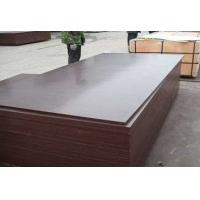 China 18mm Black Film Faced Plywood/Brown Film Faced Plywood on sale