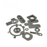 China Custom Anodized Aluminum Bending Parts sheet metal stamping parts for sale