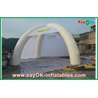 China Outdoor Water-proof Inflatable Air Tent Oxford Cloth / PVC For Activities on sale