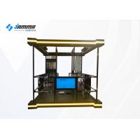 Quality Two Player Virtual Reality Simulator Last Day On Tower Game Machine for sale