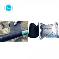 Quality Cold Shrinkable Cable Accessories Armor Tape Fiberglass pipe repair bandage for sale