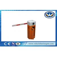 Quality Intelligent Parking Lot Barrier With Integrated RFID Gate Automation for sale