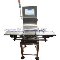 Quality High accuracy check weigher machine suitable for 10-100g box medicine package box for sale