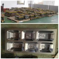 Quality Fast Food Aluminum Foil Container Mould  for sale