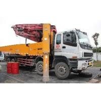 Quality 46m Used Truck Mounted Concrete Pump (SY5382THB) for sale