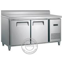 China OP-A600 Single-temperature Kitchen Stainless Steel Chest Freezer on sale