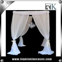 truss stand,modular exhibition booth,backdrop pipe and drape for wedding backdrop stand top wedding drape stand
