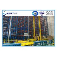 Quality Customized  Automated Storage And Retrieval System AS RS High Automation for sale