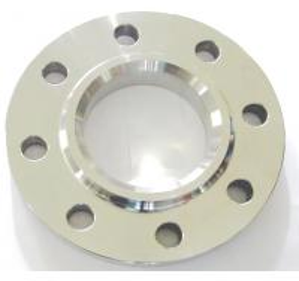 Pipe fitting stainless steel so flange slip on welding