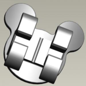 Quality Cartoon Shape Metal MBT Bracket SE-O019 for sale