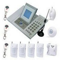 Quality FWT 900Mhz / 1800Mhz / 1900Mhz Remote Wireless Telephone Home Security GSM Alarm System for sale